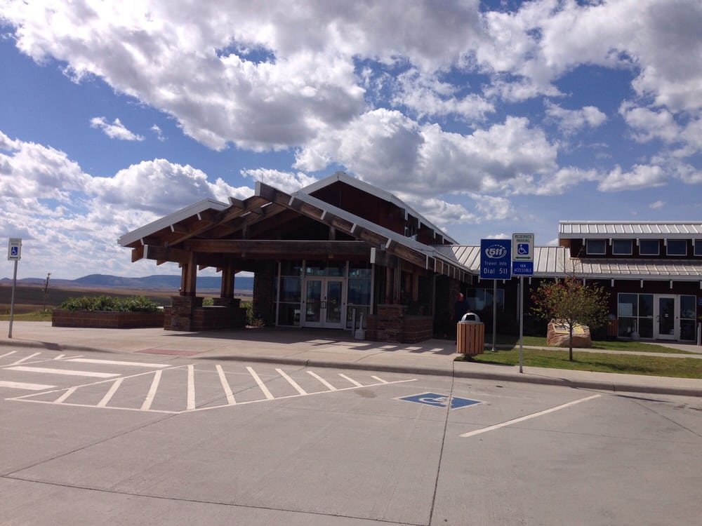 Wyoming Welcome Center: 5266 Old Hwy 10, Sundance, WY
