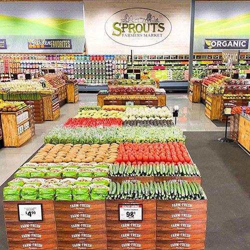 Sprouts Farmers Market: 7620 Highway 70 S, Nashville, TN