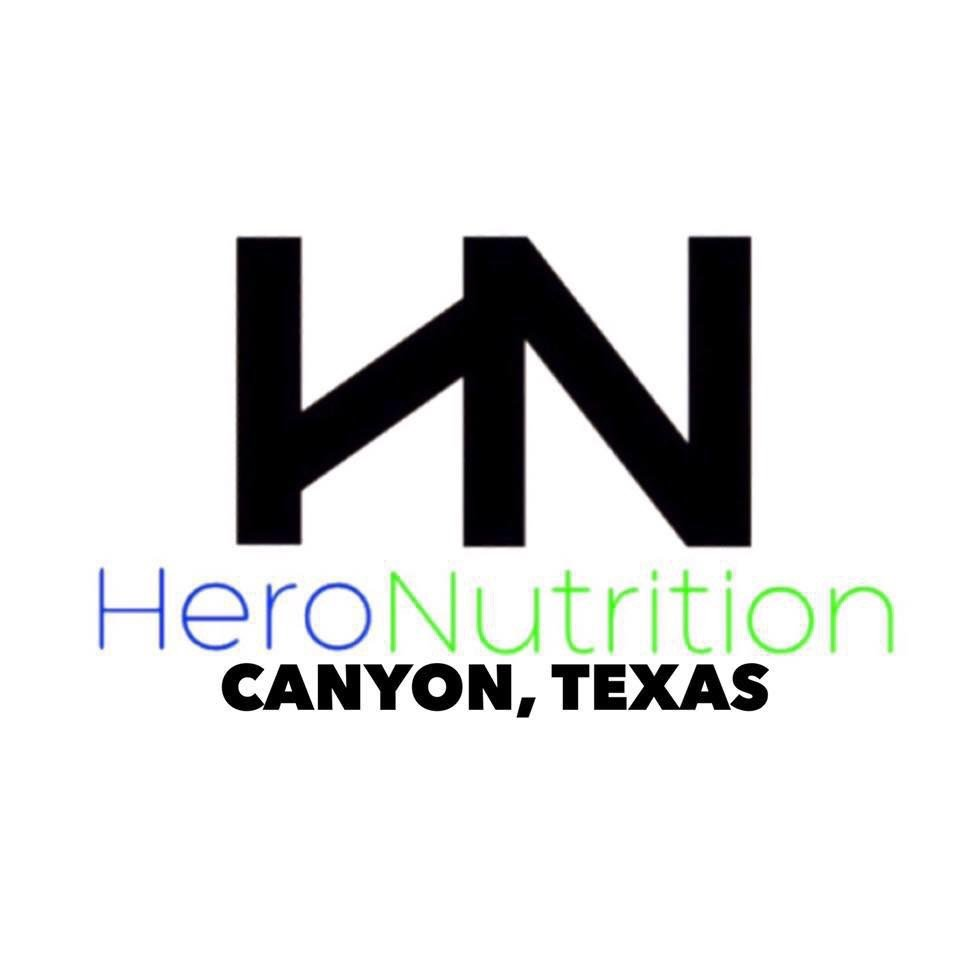 Hero Nutrition: 1911 4th Ave, Canyon, TX
