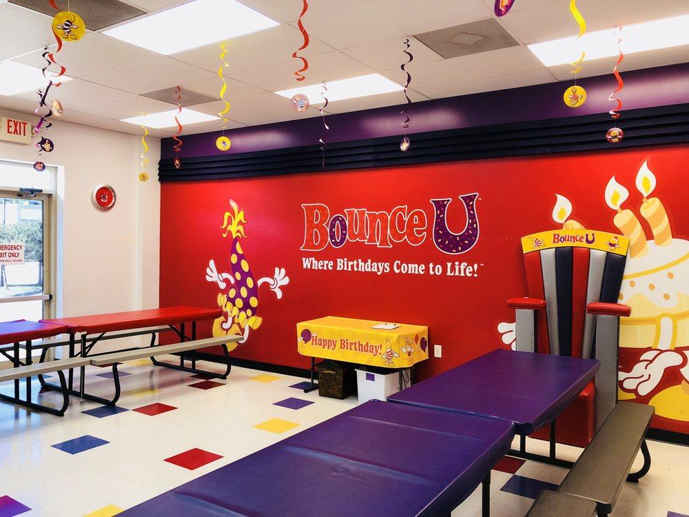 BounceU of St Louis: 4403 Meramac Bottom Rd, St. Louis, MO
