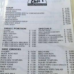Photo Of Choi S Family Restaurant Honolulu Hi United States