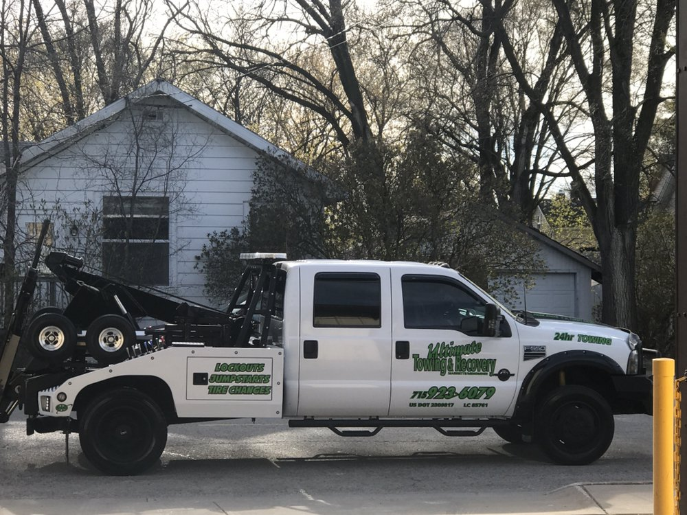 Ultimate Towing & Recovery: 1020 20th St, Menominee, MI