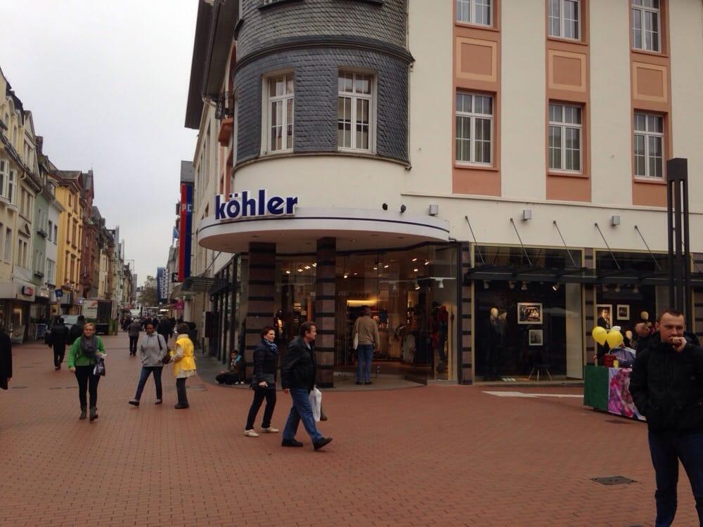 Köhler Herrenbekleidung - 28 Beiträge - Herrenmode - Seltersweg 38 ...
