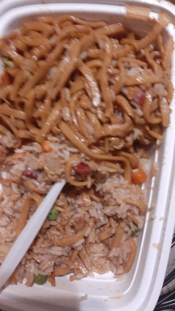 Food from China King