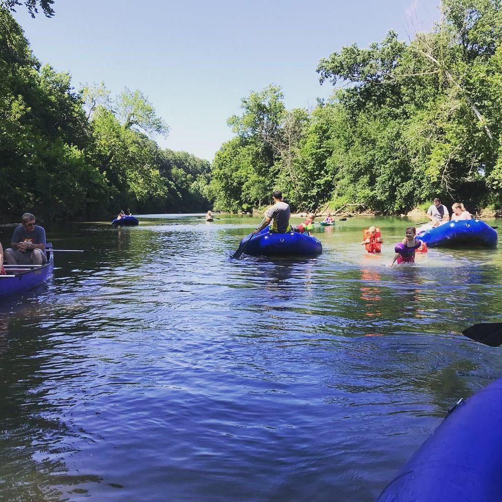 Gypsy Camp & Canoe: 20271 S Hwy 59, Siloam Springs, AR