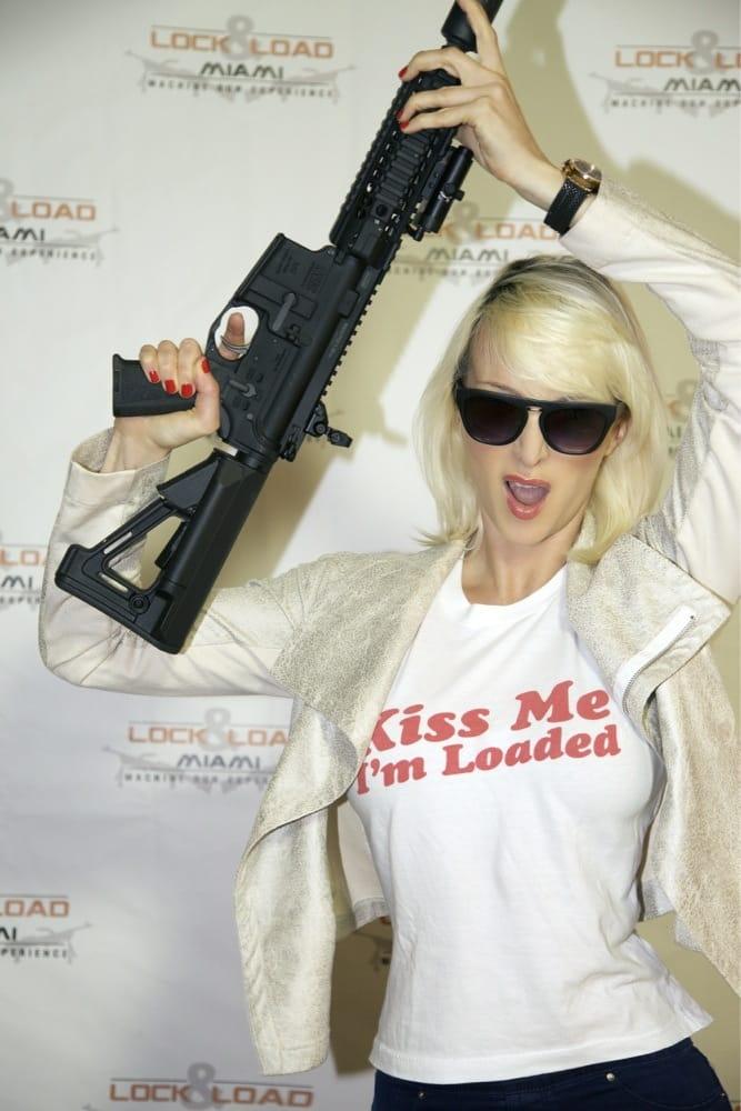 lock load miami machine gun experience range