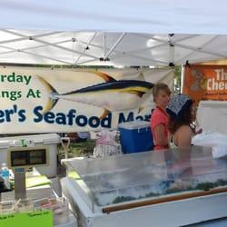 Saturday morning market 175 photos 141 reviews for Fresh fish market tampa