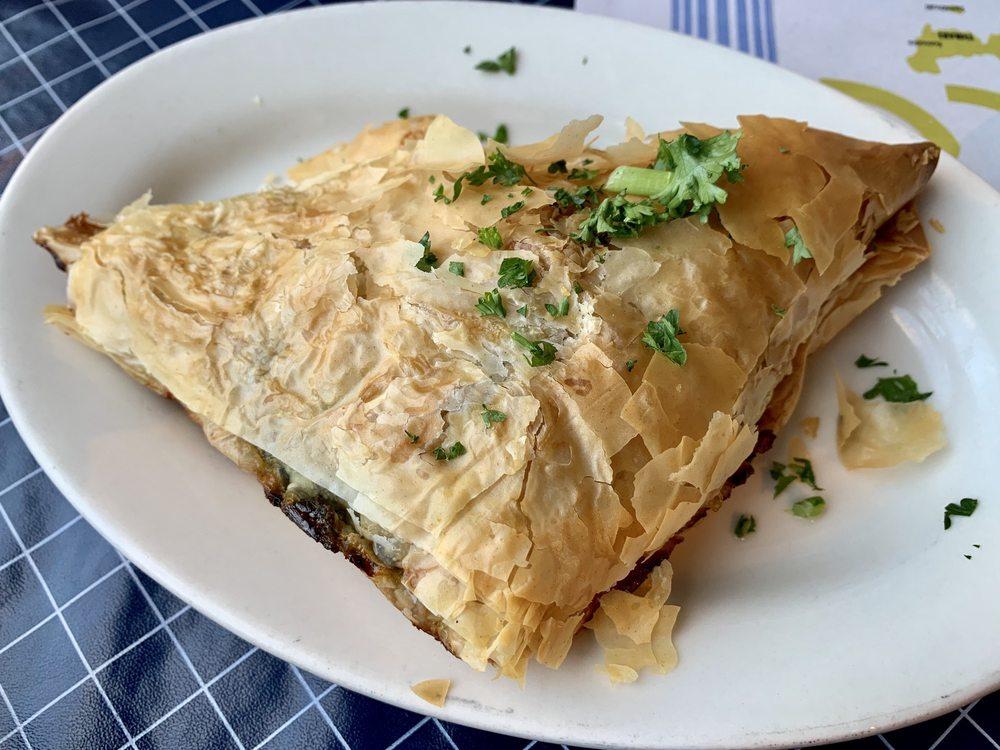 Food from Greek Corner Restaurant