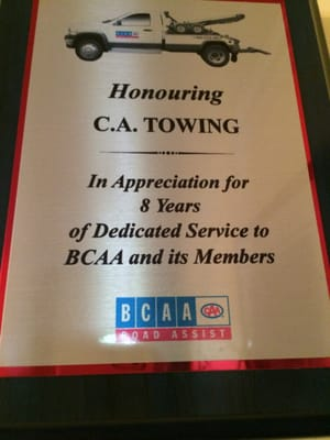 C A Towing Get Quote Towing Pender Harbour Sunshine Coast BC Mesmerizing Towing Quote