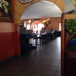 La Cascada Mexican Restaurant Logan Oh