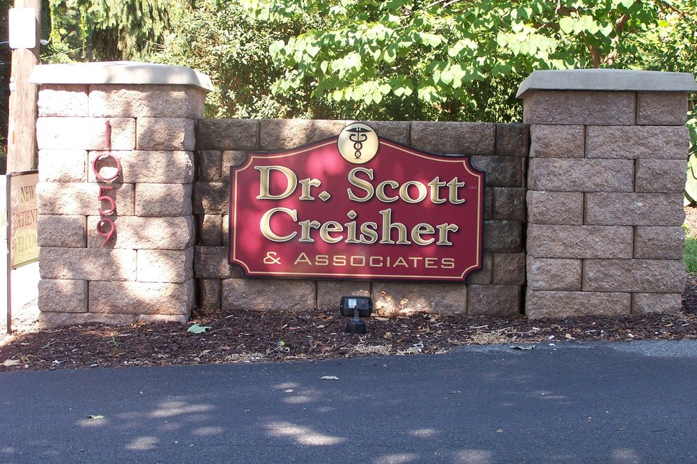 Scott A Creisher, DDS: 1059 Columbia Ave, Lancaster, PA