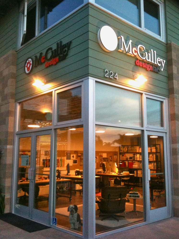 Mcculley design lab san diego graphic firm