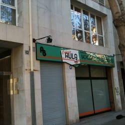 Aula 3 Centros De Educacion Secundaria Carrer De Les Arts