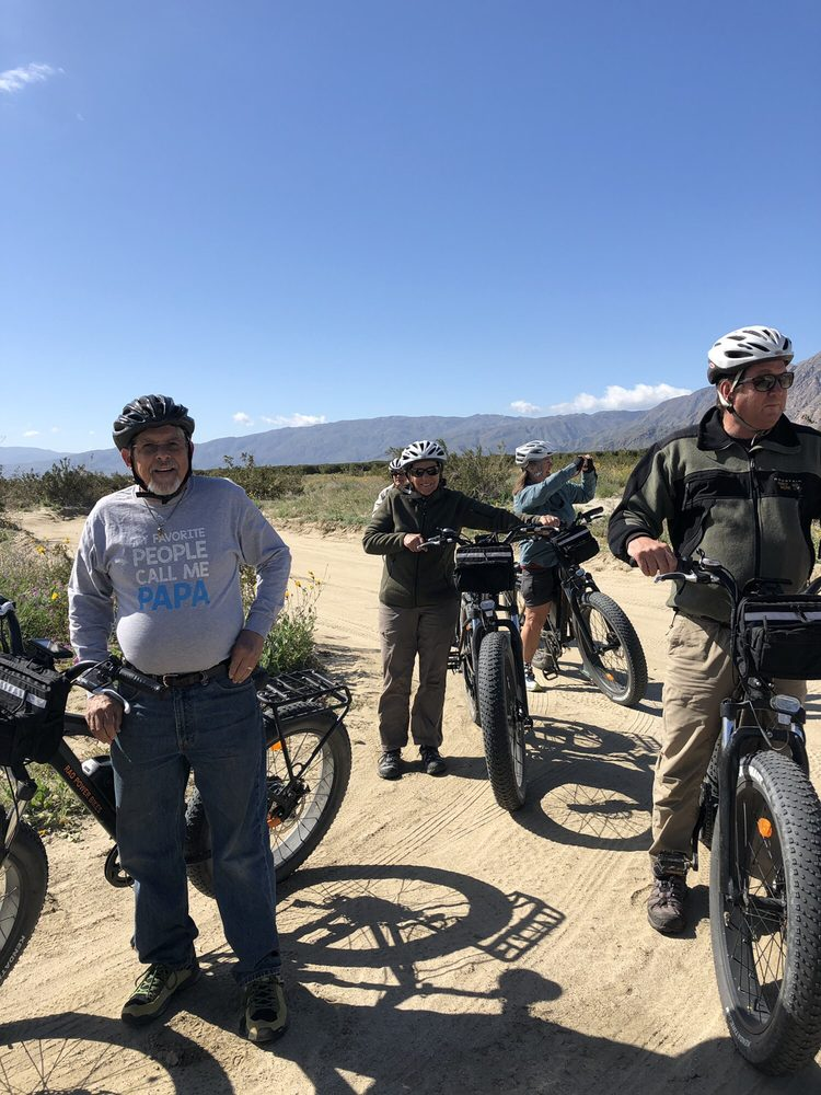 Bike Borrego: 583-D Palm Canyon Dr, Borrego Springs, CA