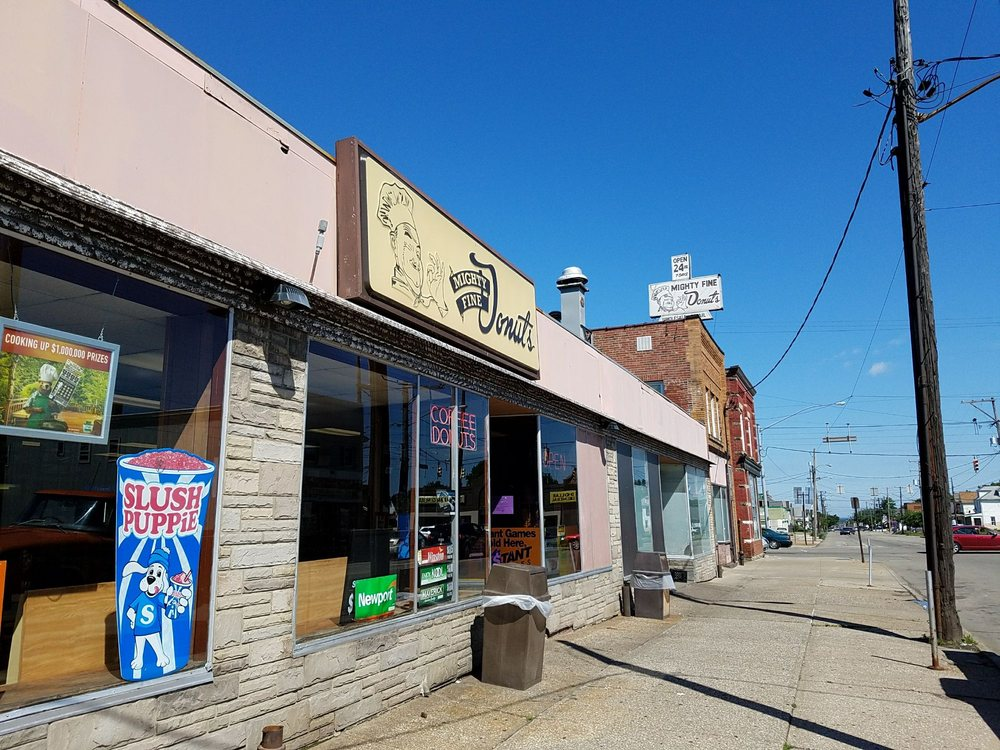 Mighty Fine Donuts: 2612 Parade St, Erie, PA
