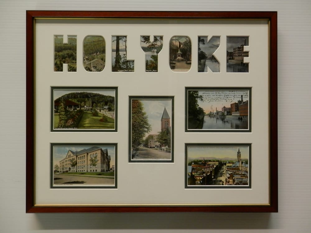 Muse Custom Framing Gallery and  Gifts: 220 S Water St, Holyoke, MA