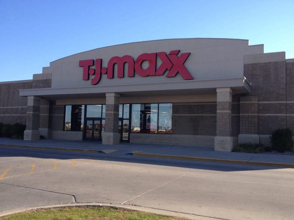 Tj Maxx Store 1014: 201 Wilmar Ave, Grand Island, NE