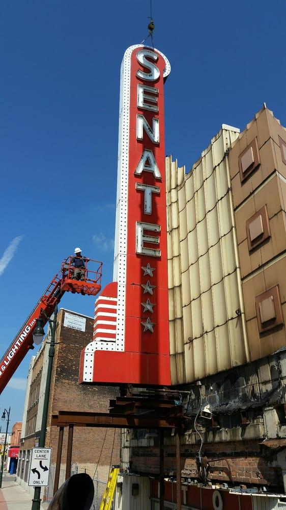 Senate Theater: 6424 Michigan Ave, Detroit, MI