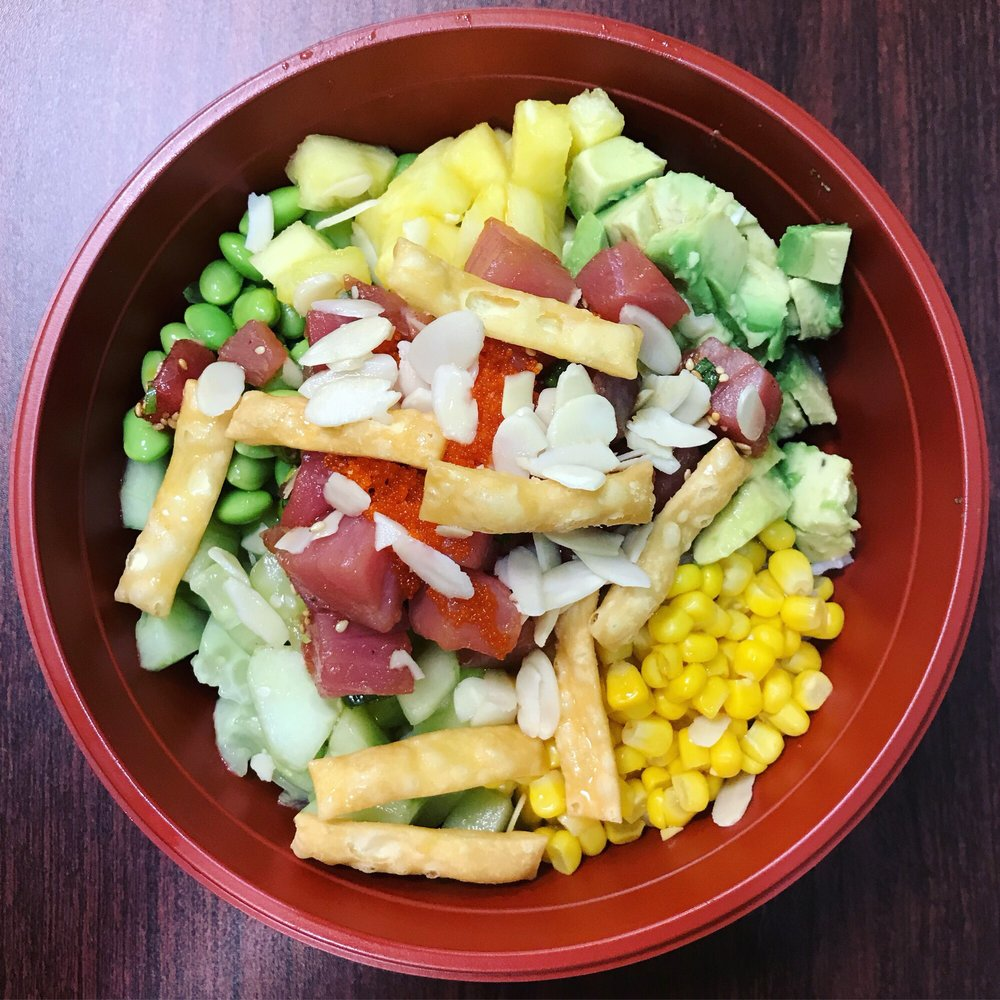 Poke Bowl: 544 Baltimore Pike, Bel Air, MD