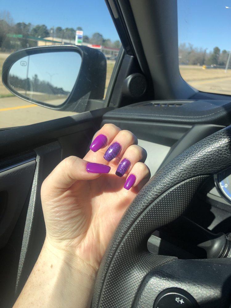 Fancy Nails and Spa: 412 E Main St, Atlanta, TX