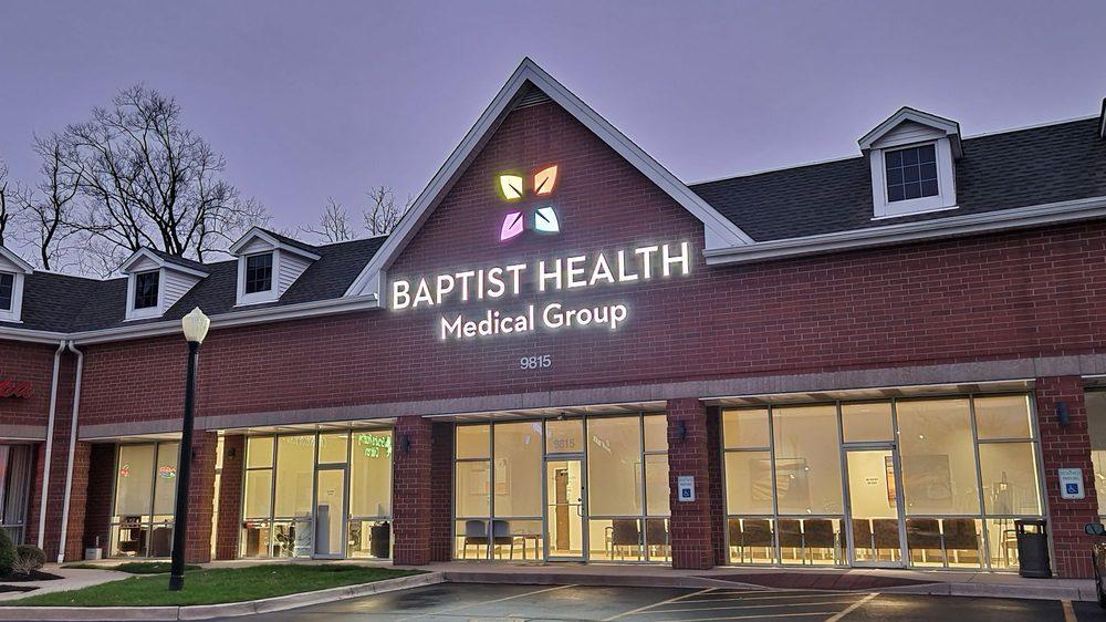 Baptist Health Medical Group - Crestwood: 9815 Brownsboro Rd, Louisville, KY