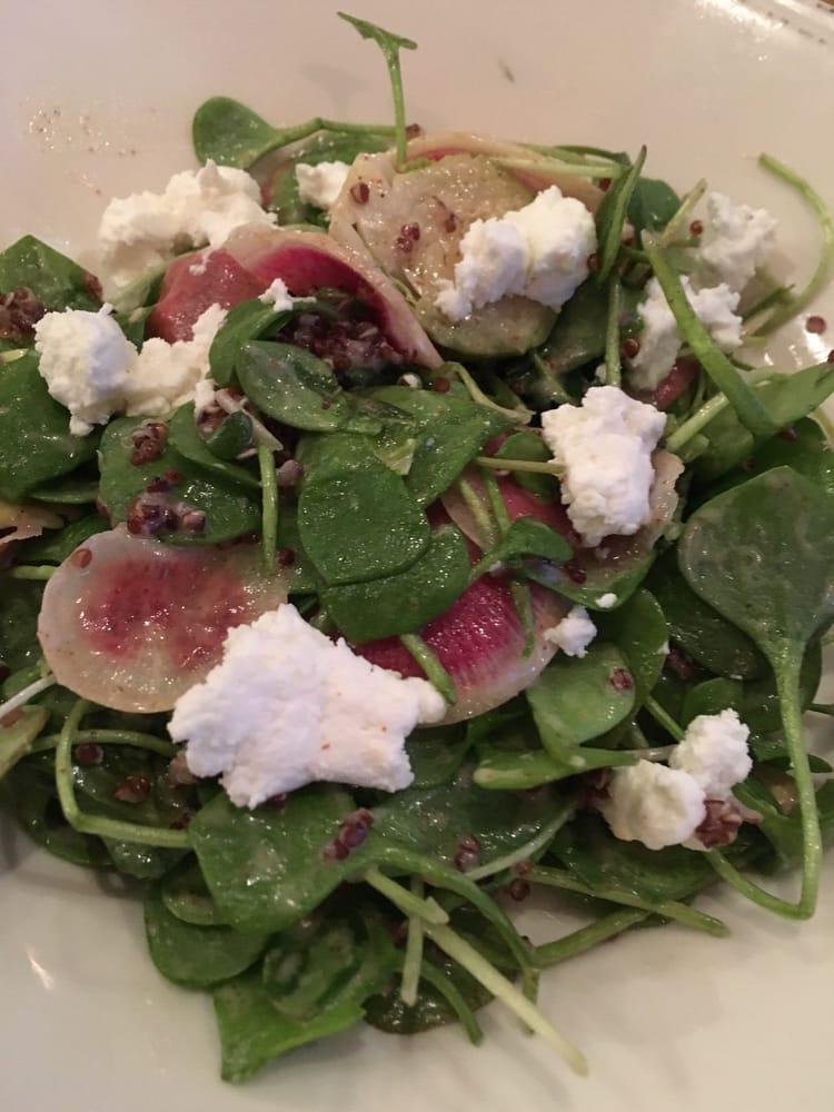 Winter farm salad Yelp