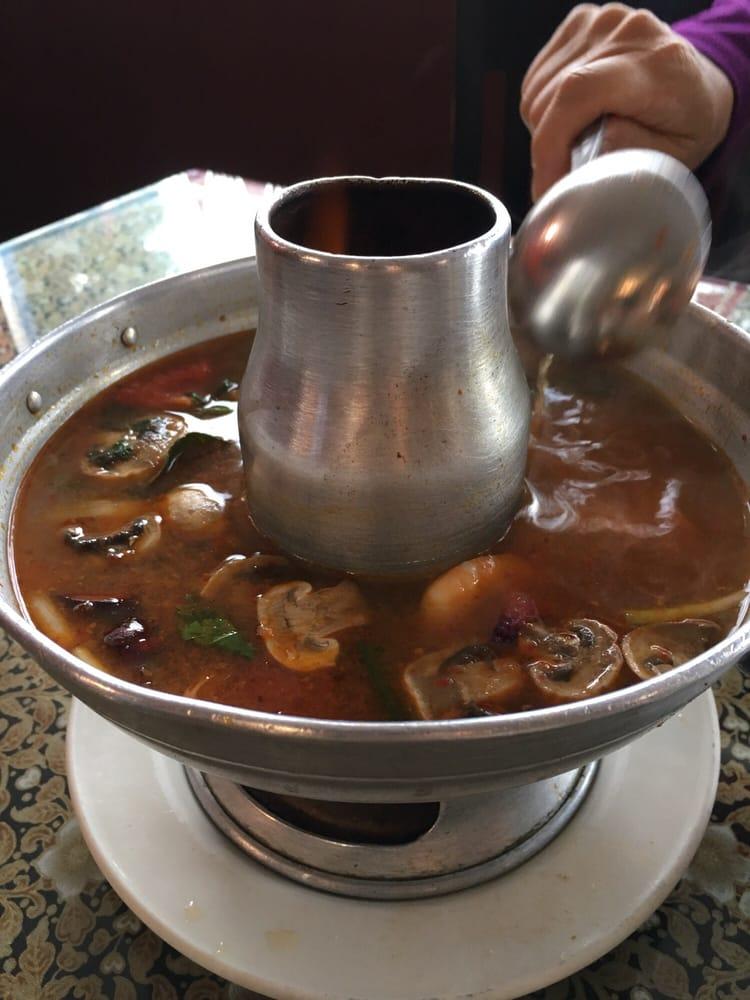 Thai City Restaurant Duarte Ca
