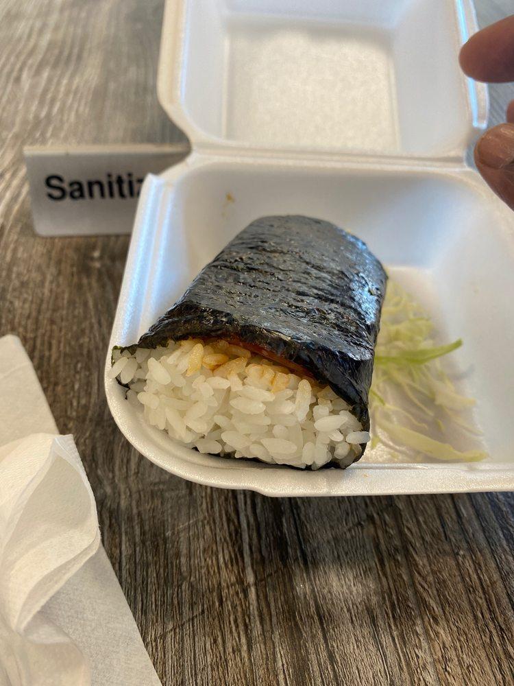 Food from Homestyle Hawaiian