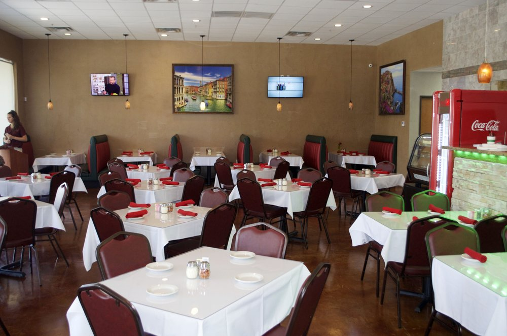 Eddie S Napoli Restaurant Balch Springs Tx