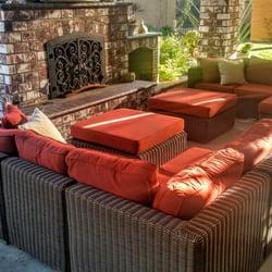 Photo Of Unique Patio Furniture   Corona, CA, United States. Customer Patio  Set
