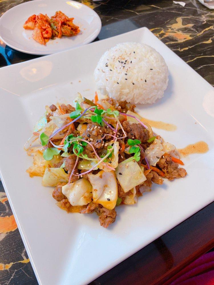Han Korean Cuisine: 1904 W Arlington Blvd, Greenville, NC
