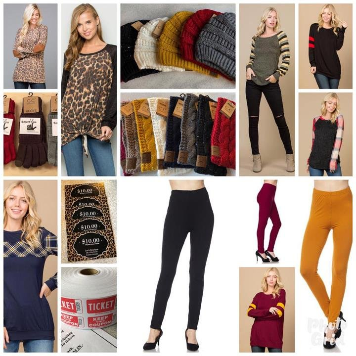 Lori's Boutique: 600 West Taylor St, Creston, IA