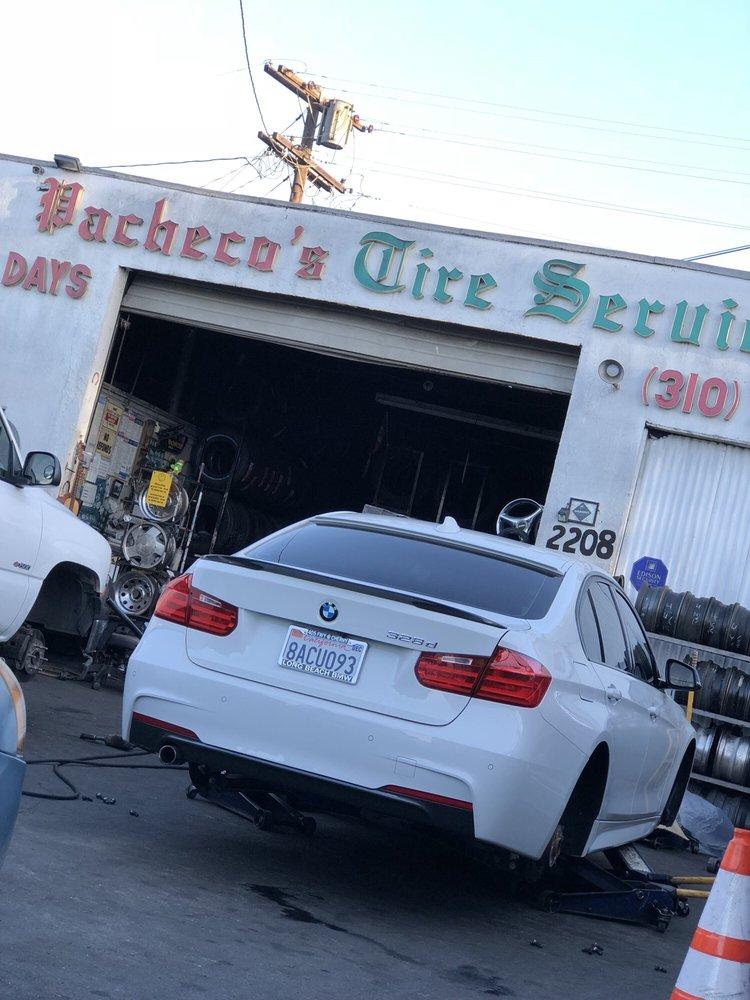 Pacheco's Tire Service: 2208 E Alondra Blvd, Compton, CA
