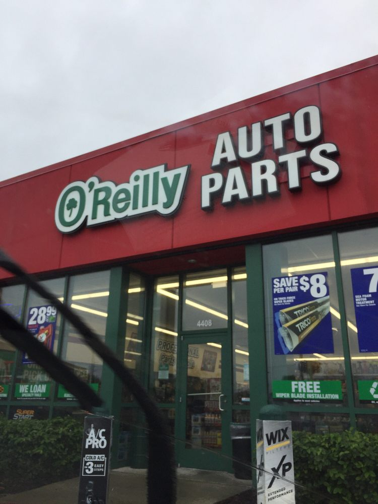 O'Reilly Auto Parts: 4408 Hoffner Ave, Belle Isle, FL