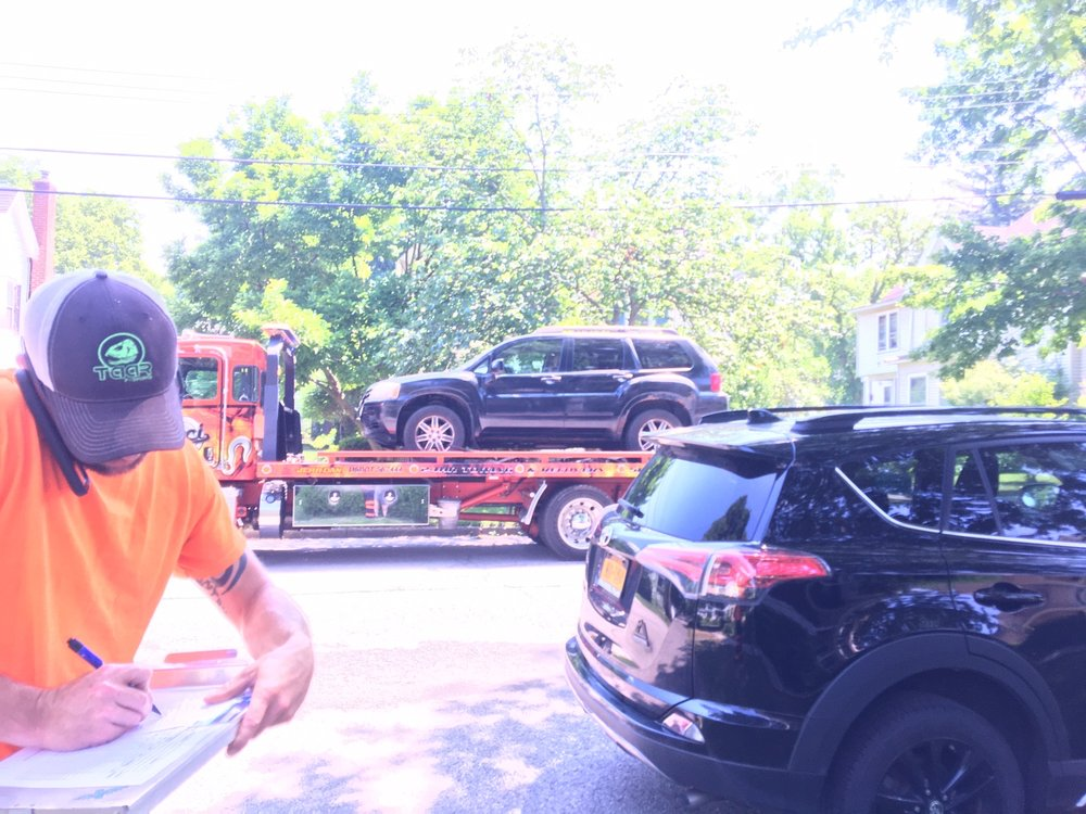 Towing business in Penfield, NY