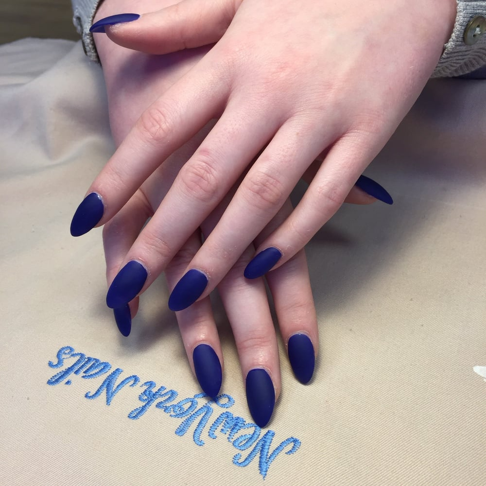Before and after another 5 star nail makeover by new york nails - Yelp