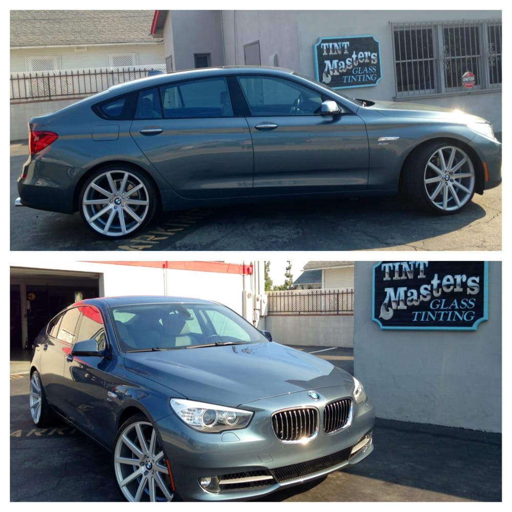 2011 bmw 535i gt tinted with 3m crystalline 70 on the. Black Bedroom Furniture Sets. Home Design Ideas
