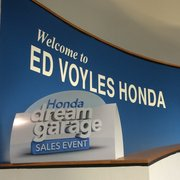 Nice Free Shuttle Service Photo Of Ed Voyles Honda   Marietta, GA, United  States. Honda Dream Garage