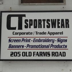 323f849d CT Sportswear - Screen Printing/T-Shirt Printing - Avon, CT - Phone Number  - Yelp