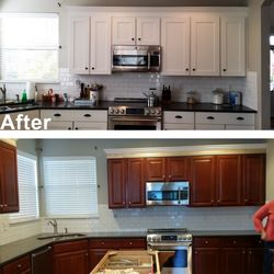 5280 Cabinet Coatings - Refinishing Services - Southeast, Denver ...