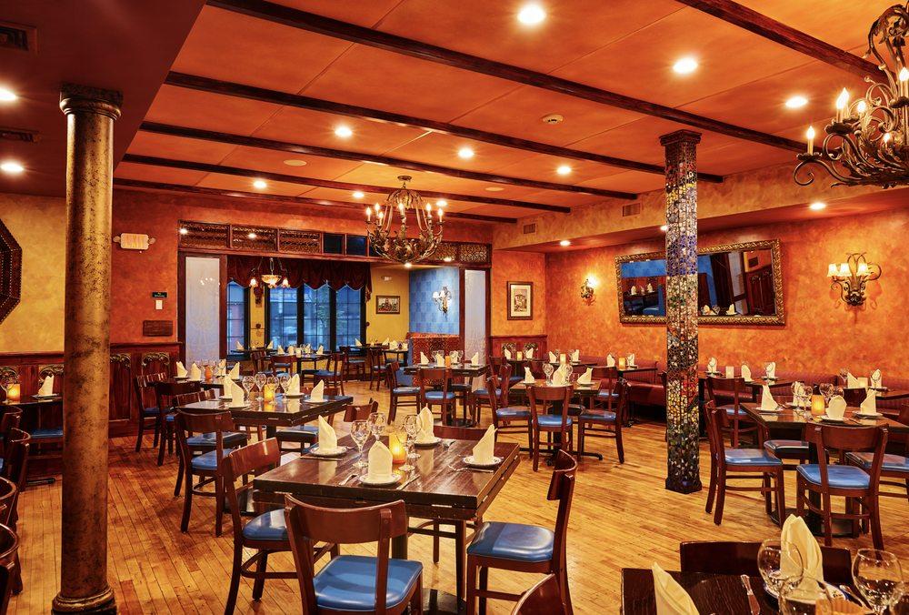 Solea Restaurant & Tapas Bar: 388 Moody St, Waltham, MA