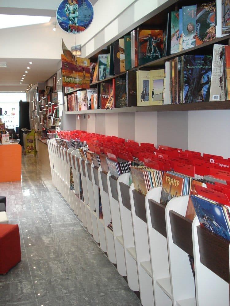 Bulles de salon 10 photos bandes dessin es 87 rue - Au salon rue daguerre ...