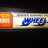 Wheels taxi number leeds