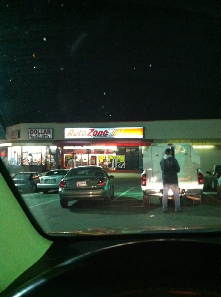 Autozone: 4920 Annapolis Rd, Bladensburg, MD