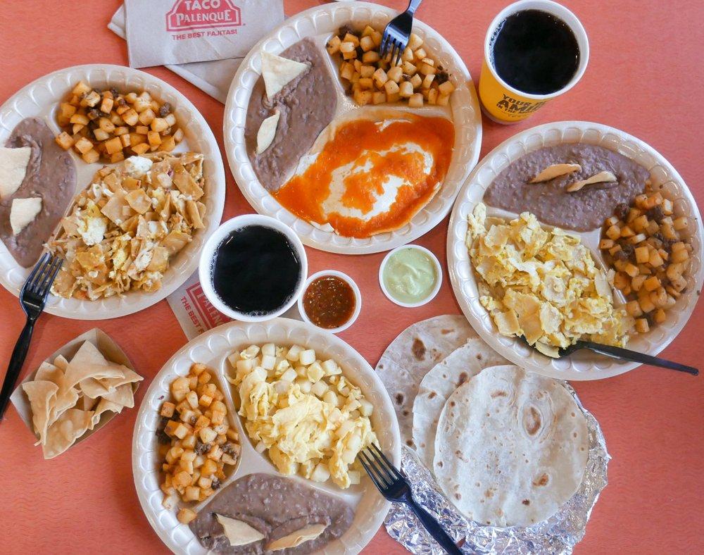 Taco Palenque - Loop 20: 7122 Bob Bullock Lp, Laredo, TX
