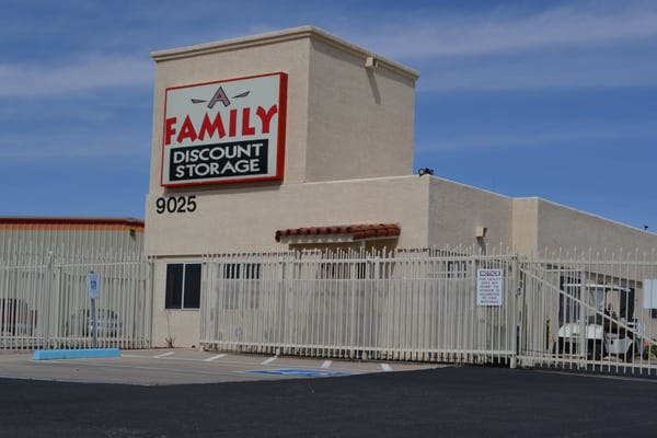 Genial A Family Storage Discount 9025 E Camino Abril Tucson, AZ Warehouses Self  Storage   MapQuest