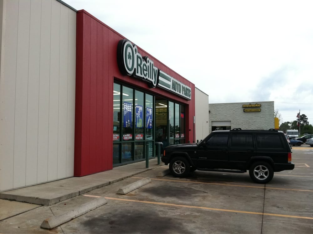 O'Reilly Auto Parts: 1755 North Major Dr, Beaumont, TX