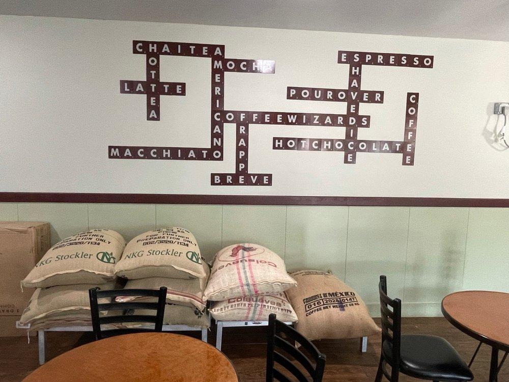 Coffee Wizards: 508 N Broadway St, Post, TX