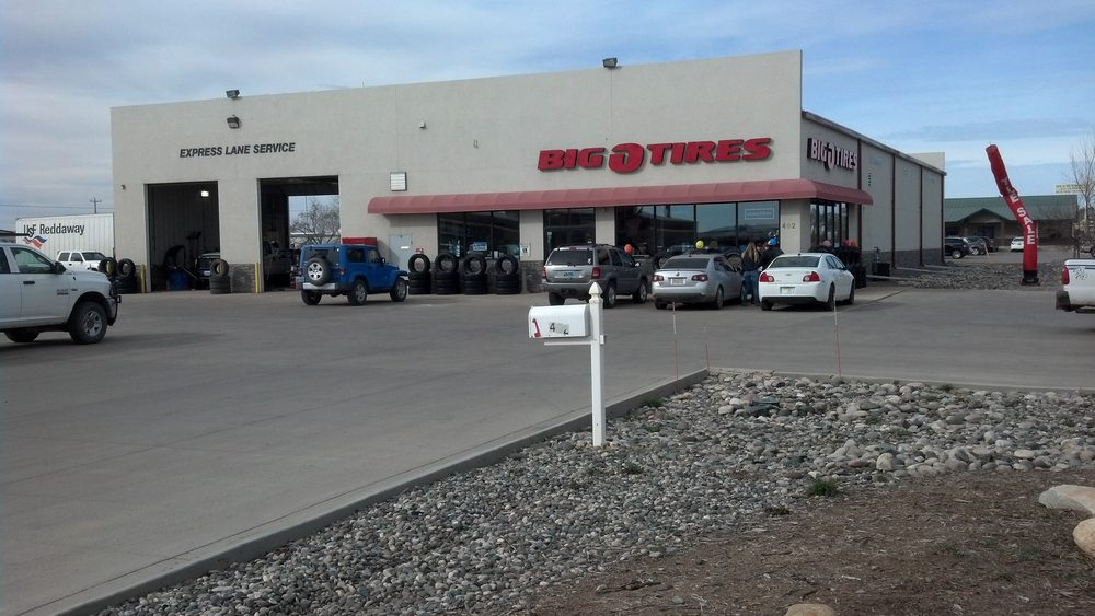 Big O Tires: 402 E Lakeway Rd, Gillette, WY