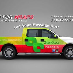 Raptor Wraps Printing and Installation - 123 Photos - Vehicle Wraps